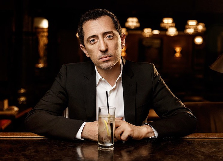 Gad Elmaleh on Seinfeld, Telling Jokes in English and the Big Blue Bear