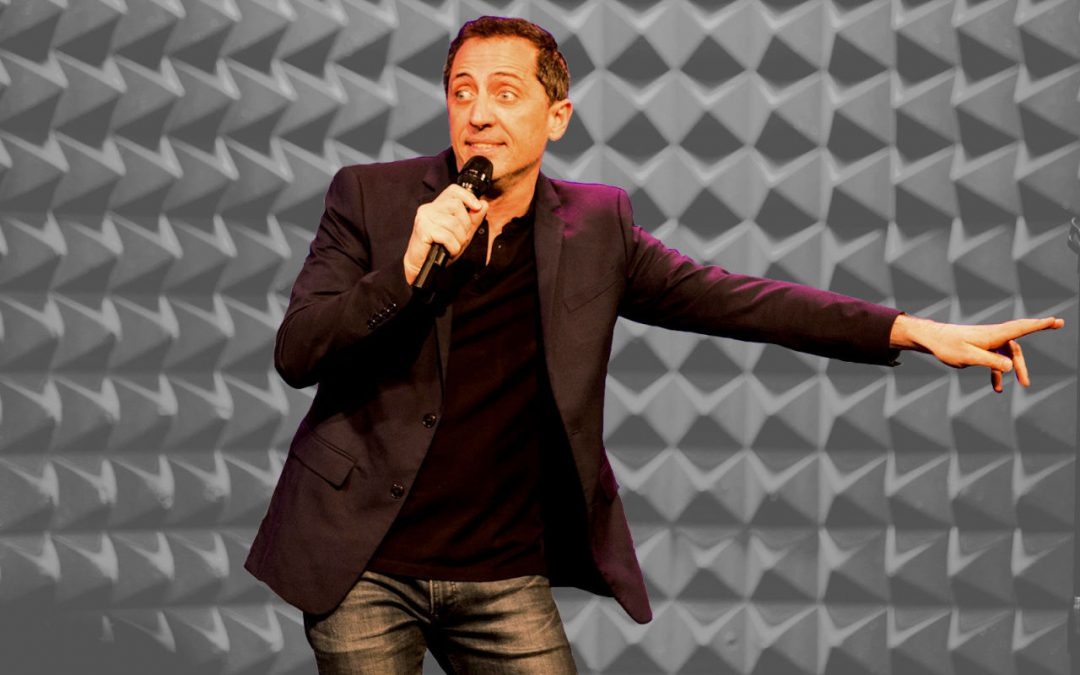How This French Comedian Is Living the American Dream